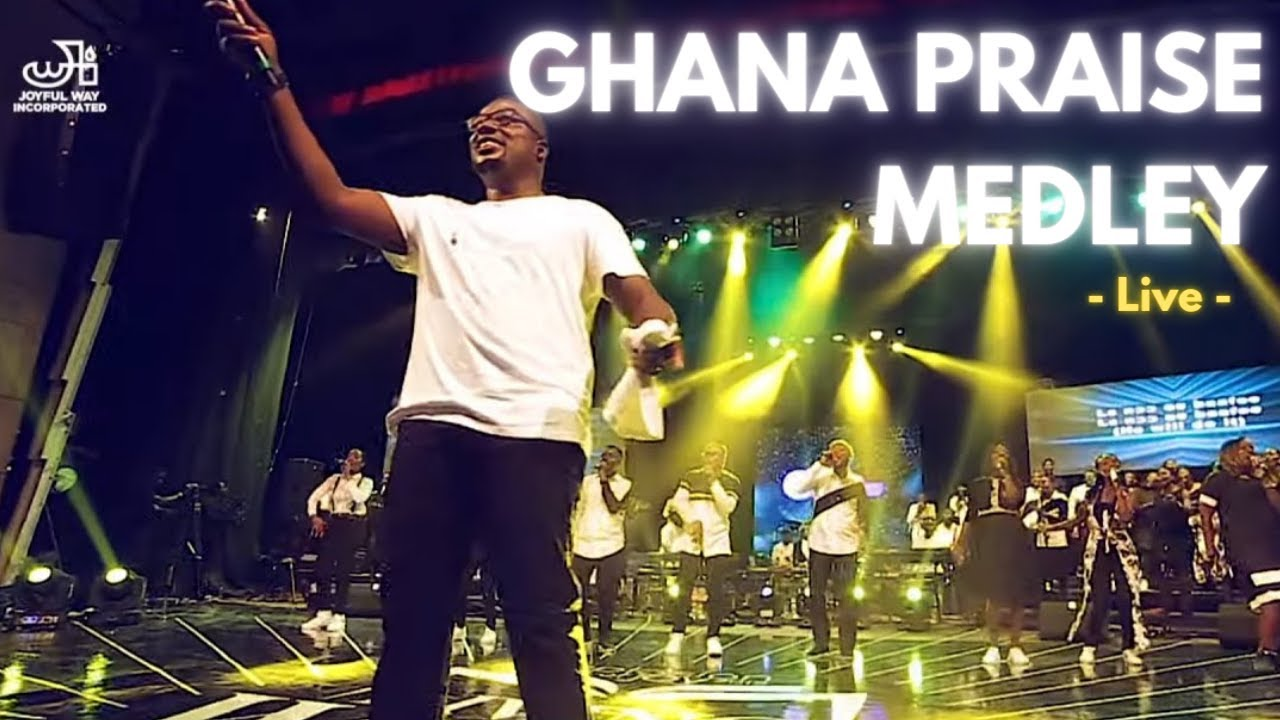 Download Ghana Praise Medley - Recorded Live by Joyful Way Inc. at Explosion of Joy 2019