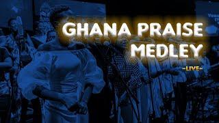 Ghana Praise Medley - Recorded Live by Joyful Way Inc. at Explosion of Joy 2019