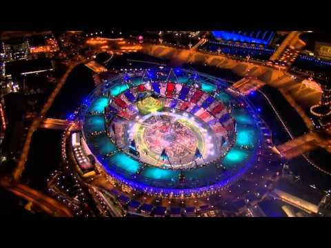 Arctic Monkeys - London 2012 Olympics Opening Ceremony