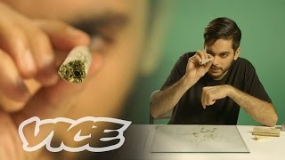 SMOKEABLES: How to Roll a Plumber