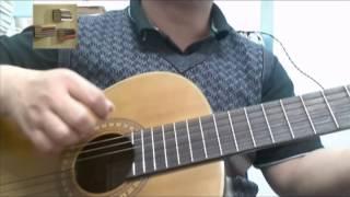 Guitar Strumming 4/4 Part 1 - Quạt chả Guitar nhịp 4/4 Phần 1 - 4dummies.info