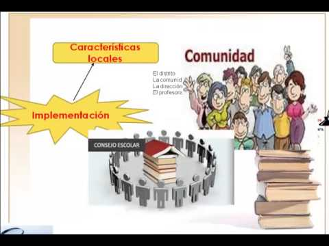 Implementación del cambio educativo