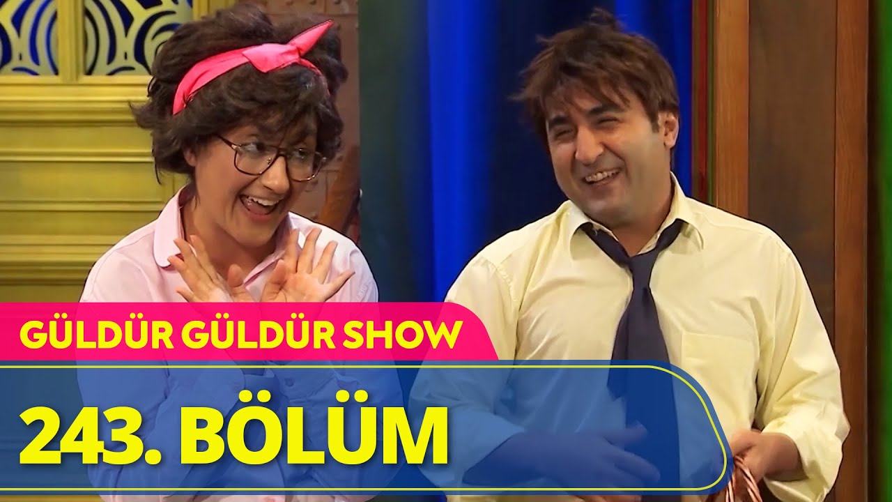Download Güldür Güldür Show - 243.Bölüm