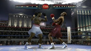 Xbox - Fight Night 2004 Gameplay