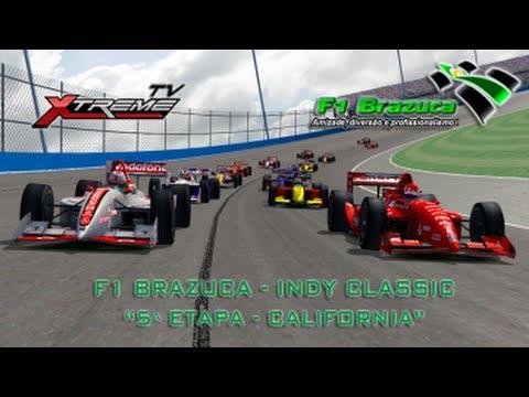 F1 Brazuca Indy Classic @ California (Fontana) - T3-2012
