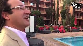 @sortiraumaroc Je suis sorti chez Sofitel Marrakech - Ramadan 2018