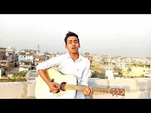 Aadat|Ninja|Guitar cover|by Kushagra