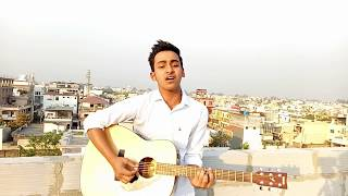 Aadat | Ninja | Guitar cover | By Kushagra