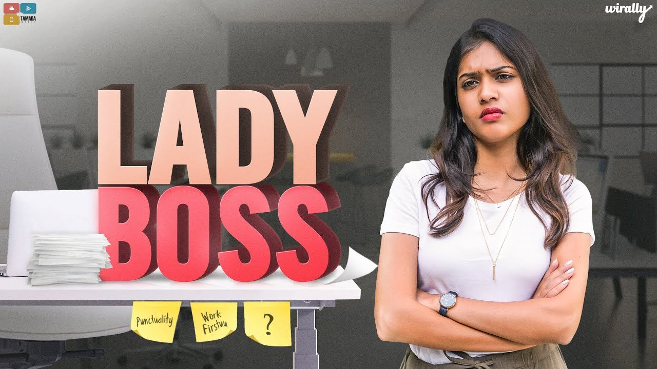 Newz-Lady Boss | Wirally Originals