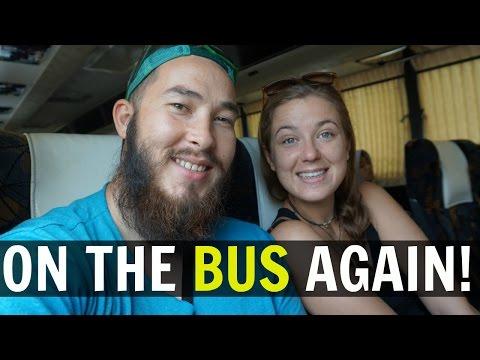 KUALA LUMPUR TO MALACCA BY BUS!