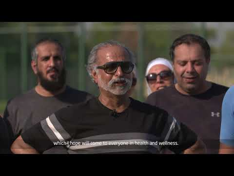 Dubai Fitness Challenge - Abu Dhabi Sports Council
