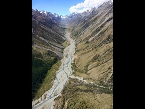 Aoraki Region Glacier Flight, New Zealand (Pt. 1)