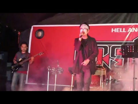 Bijoy Lekthe performing Live At Dongkamukam 2018-sponsors by Hell Angels|Karbi Creative