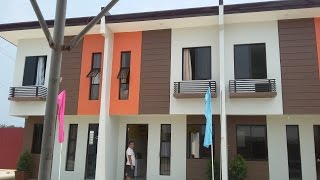 Navona Homes Subdivision Kalawisan,Lapu-lapu City (actual video)