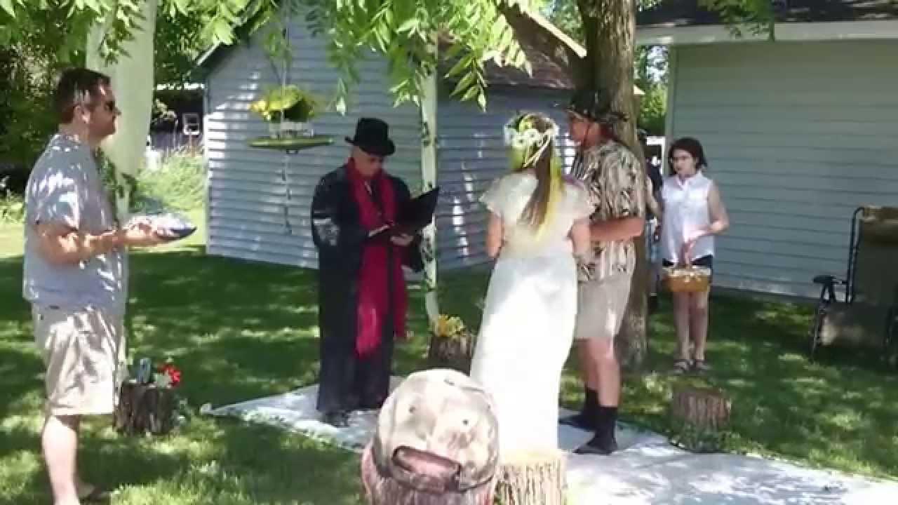 Erica And Shauns Hillbilly Wedding Shower July 2015
