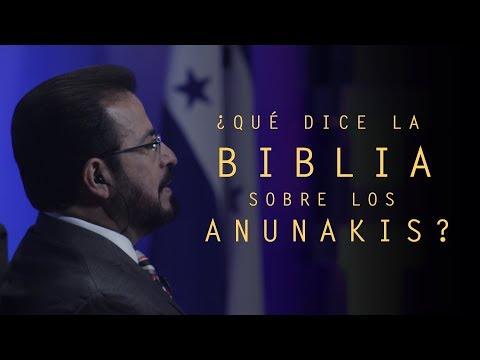 ¿Qué dice la Biblia sobre los Anunakis?