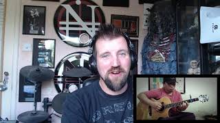 """Download lagu Alip Ba Ta - """"Sweet Child Of Mine"""" Reaction & Collab - A Dave Does Video"""