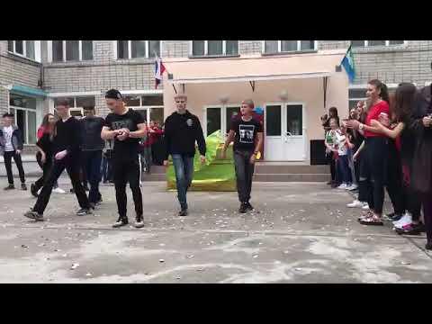 4 школа Белогорск 11 класс СТАРТИНЫ