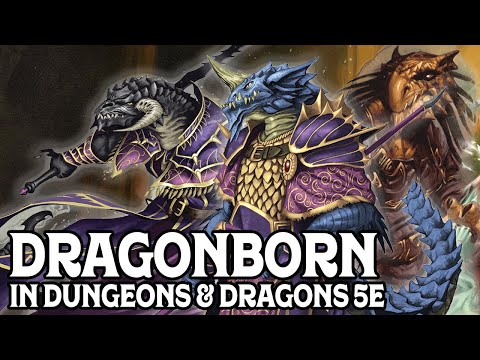 dragonborn-in-dungeons-&-dragons-5e