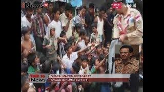 Para Pengungsi Rohingya Minta Cepat Diterima di Negara yang Makmur Part 03 - Talk to iNews 05/09