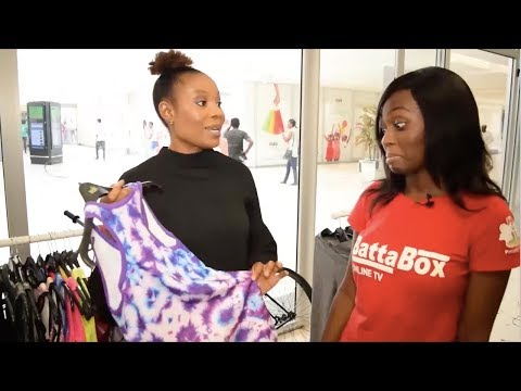 What happens when a Nigeria Fashion Store gets new loan!