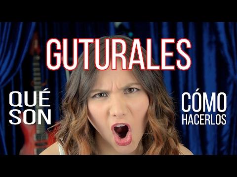 Cómo cantar GUTURALES 1 - Scream e Interguturales - Clases de Canto - Gret Rocha