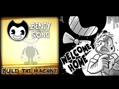 [Mashup] Build Our Welcome Home (Build Our Machine And Welcome Home) DAGames & SquigglyDigg