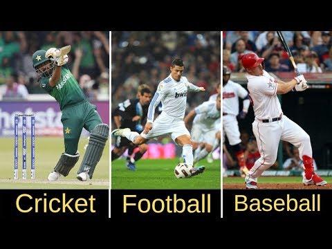 most popular sport