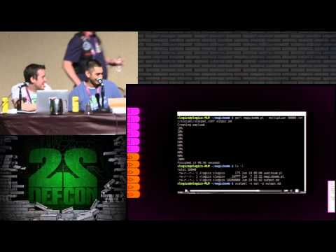 DEF CON 22 - XlogicX & chap0  - Abuse of Blind Automation in Security Tools