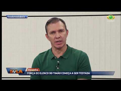 Corinthians Deve Ganhar Lá Em Goiânia, Diz Velloso