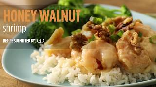 how to make honey walnut shrimp dinner recipes allrecipescom
