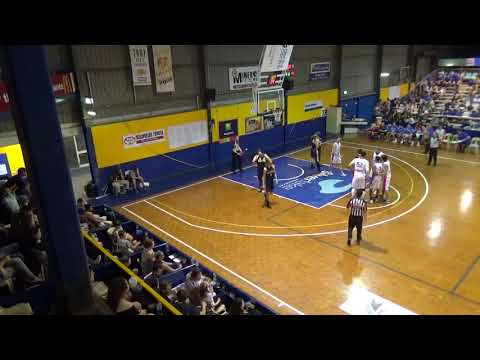 SBL 2018 Goldfields Giants vs East Perth