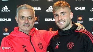 LUKE SHAW SIGNS 5 YEAR CONTRACT! Manchester United Fan Phone In