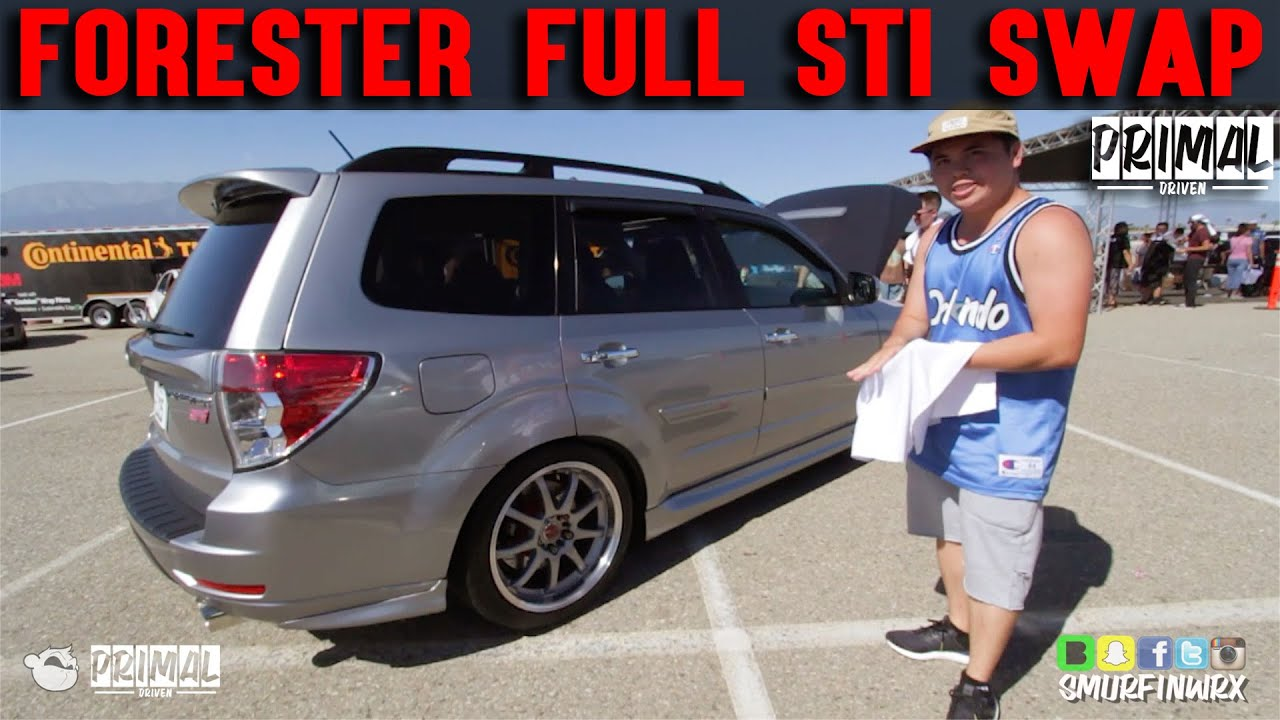 2014 Forester Xt Manual Swap Wiring Diagram Subaru Harness Full Sti Bonus Red Footage Subiefest Rh Youtube Com 2016