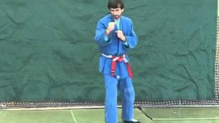 Обучение техники рукопашного боя ч.9