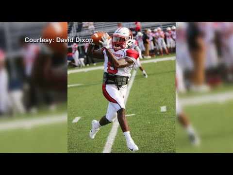 Southport High School football player RaShawn Haskins remembered