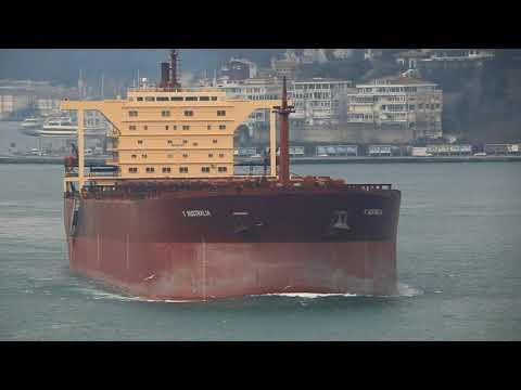 Transbosphor Maritime Istanbul Bosphorus Ship Agency V AUSTRALIA