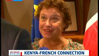 Bottomline Africa:  Kenya - French Ties
