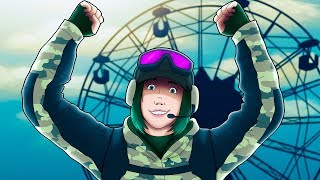 Rainbow Six Siege - Random Moments #60 (What the Buck? Skate Boarding?!) thumbnail