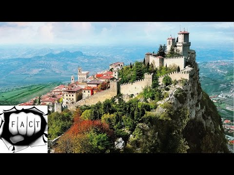 Top 10 Smallest Countries on Earth