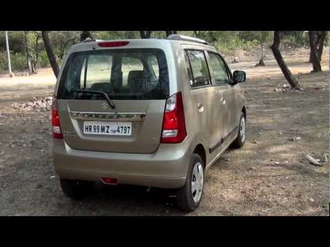 New Maruti WagonR Review - YouTube