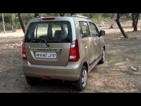 New Maruti WagonR Review