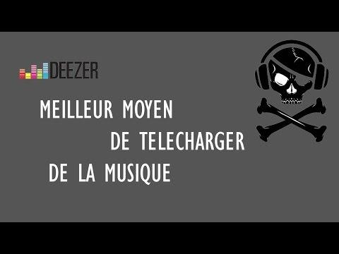 Le meilleur moyen de télécharger de la musique [DEEZER] [320 kbps]