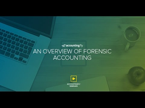 An Overview of Forensic Accounting