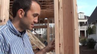 Advanced Framing: California Corners (2) | ProudGreenHome at Serenbe