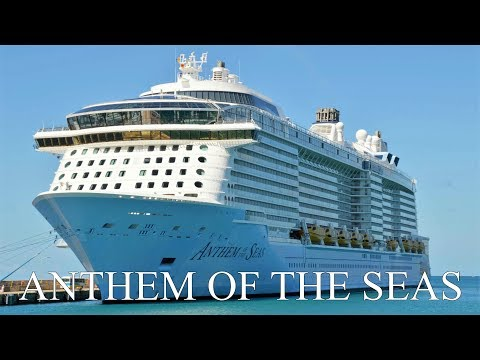 Royal Caribbean Anthem of the Seas (Winter 2019) Vacation Slideshow Mp3