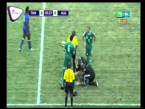 Taifa Stars Vs Algeria