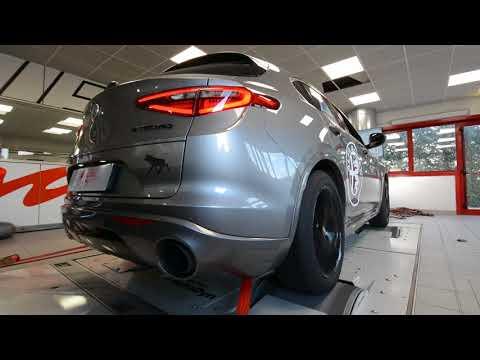 Alfa Romeo Stelvio 1 Edition 280hp Csc Sound Fast Test Youtube