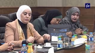 مديرُ الدفاع المدني يستقبل اعضاءَ ملتقى البرلمانياتِ الأردنيات - (14-2-2018)