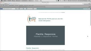 So erstellen und senden Sie eine newsletter - Ab.core-Plattform iWith.org